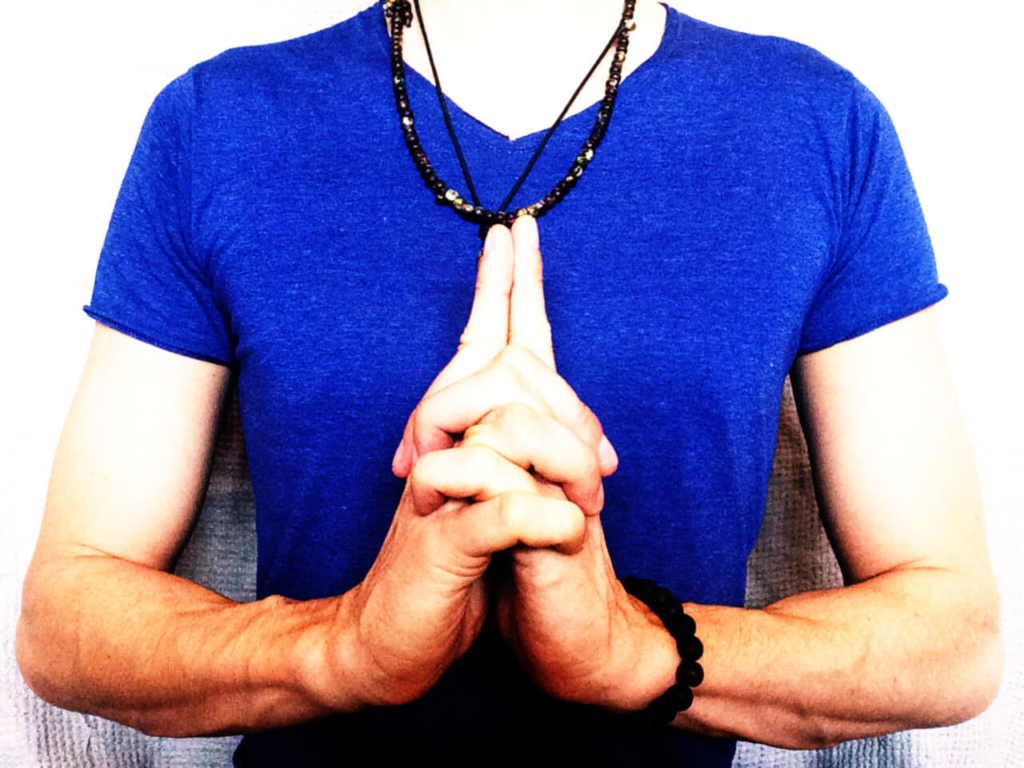 Finger Yoga - Ksepana Mudra
